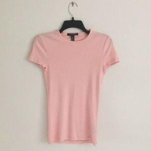 Rose pink Ralph Lauren top